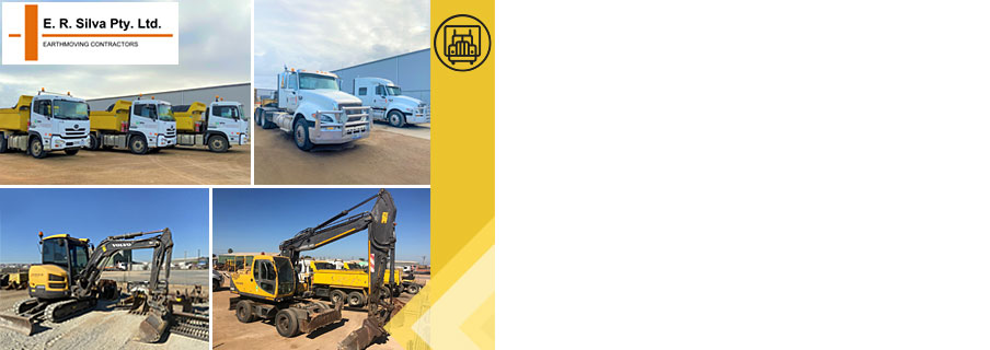 Civil, Earthmoving & Contractor Online Auction