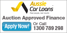 Aussie Car Loans, Auction Approved Finance