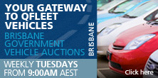 qfleet auction brisbane