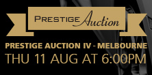 prestige night auction 11 aug 6pm