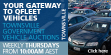 qfleet auction townsville