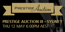 prestige auction coming soon at Manheim Auctions in Sydney on 12 May 2016