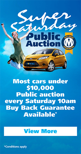 Super Saturday Public Auction