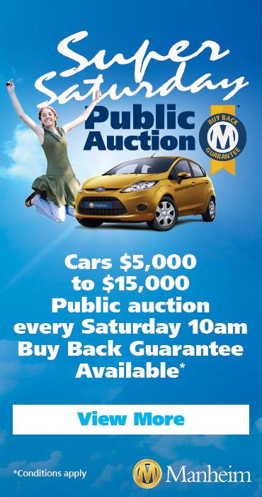 Super Saturday Clearance Auction | Manheim Auction