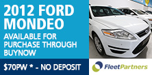 Ford Mondeo BuyNow