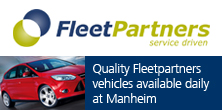 Vehicles available daily at Manheim