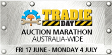 Tradie Day Auction