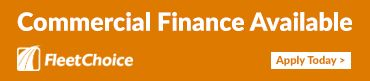 Commercial Finance Available - Fleet Choice - Apply Today.